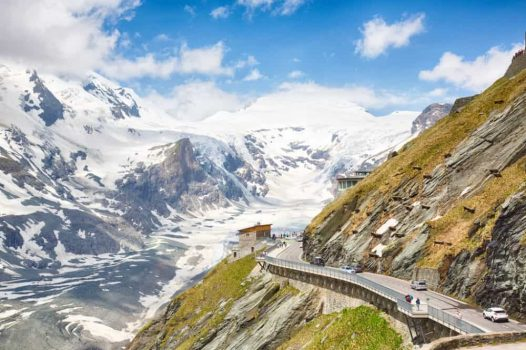 Grossglockner-alpine-road