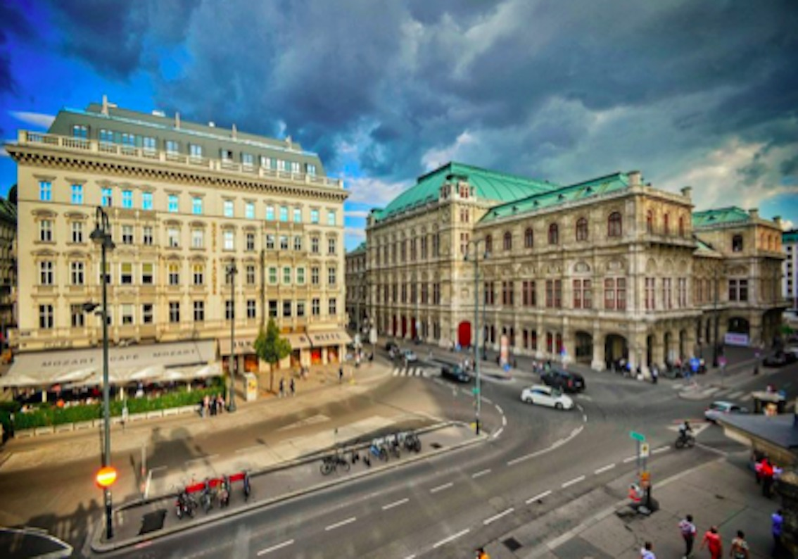 Online events in VIENNA in November