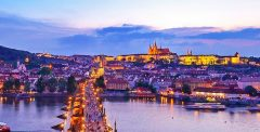 Virtual tour of Prague