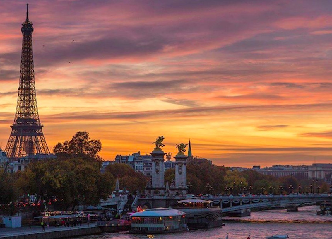 Paris virtual tours