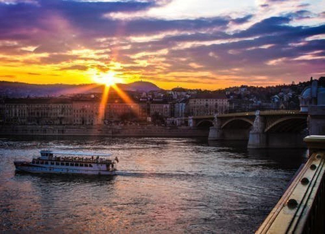 Romantic places in Budapest
