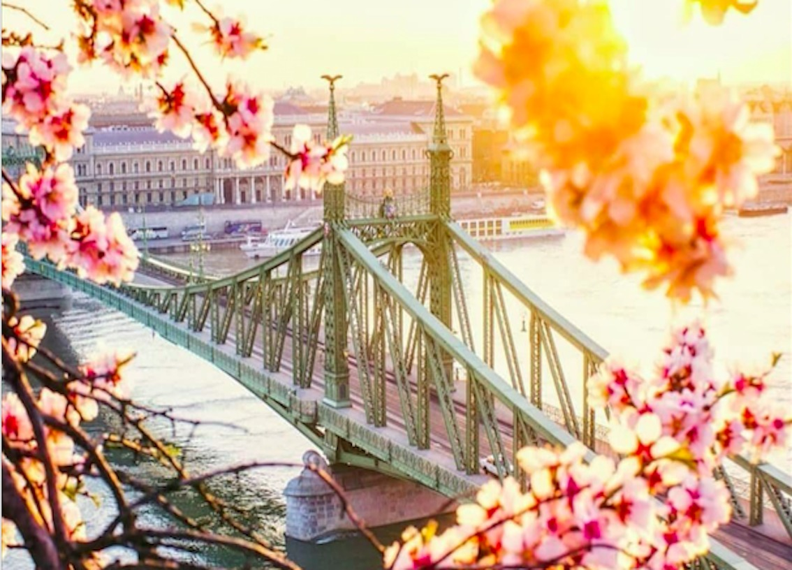 Virtual tour of Budapest
