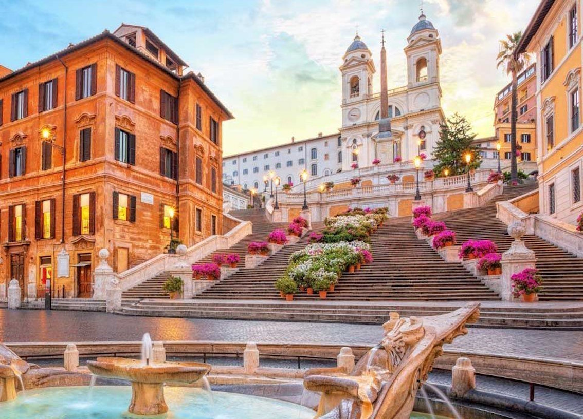 TOP things to do in ROME in August